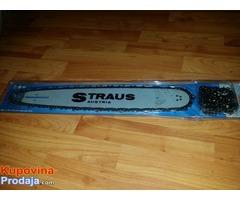 Straus Austrija mac 40cm sa dva lanca