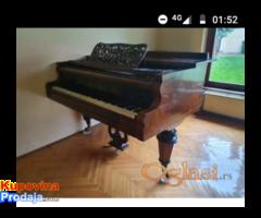 Koncertni Becki klavir