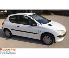 NA PRODAJU JE POLOVAN AUTOMOBIL Peugeot 206 1.4 HDI