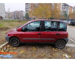 Na prodaju Fiat multipla