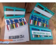 Metalofon SKOLSKI NOVO