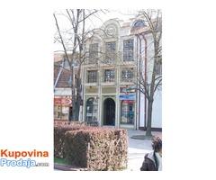 Poslovno-stambeni objekat u Kraljevu