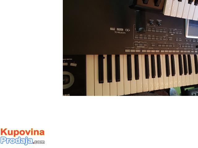 Klavijatura Pa3XLe i mala midi