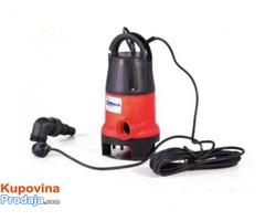 STRAUS Muljna Pumpa 1200W sa plovkom ili 1 ili 2 cola