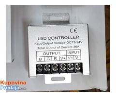 RGB LED kontroler 36A-432W