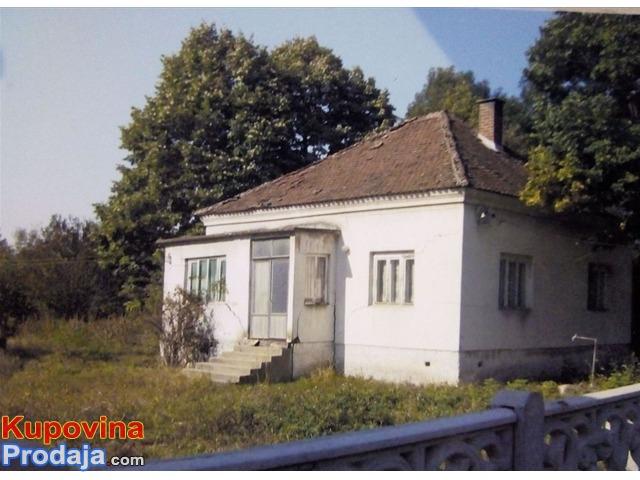 Prodajem plac od 54 ara sa temeljom za novu kucu,Smederevo-Lipe