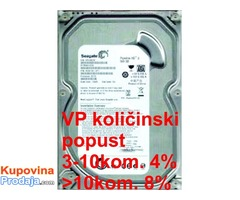 HDD 3.5, 500GB, SEAGATE 5900RPM 8MB SLIM SATA.