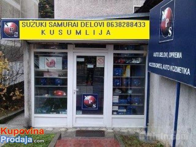 SUZUKI SJ  SET KVACILA 0649774555
