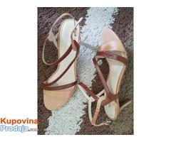 Kožne sandale na prodaju