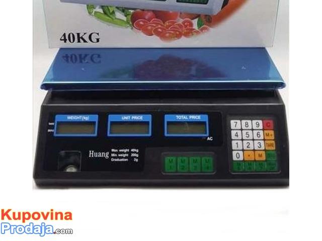 Digitalna vaga 40kg