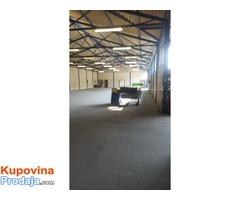 Proizvodna hala 900 m2