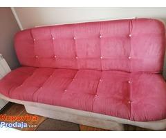 Krevet rozi