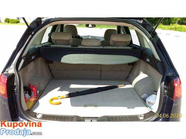 FIAT CROMA 1.9 Mjet 120 KS, vlasnik, registrovan, full oprema, servisna, ocuvan, povoljno