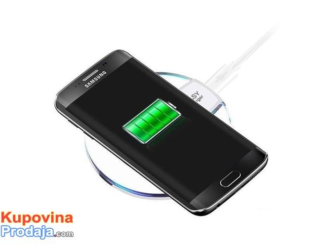 Wireless Bežični Punjač za mobilne telefone - 4/5
