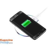 Wireless Bežični Punjač za mobilne telefone - Fotografija 4/5