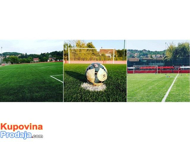 Fudbalski tereni Rakovica