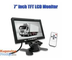 Monitor 7 inča za auto kamere