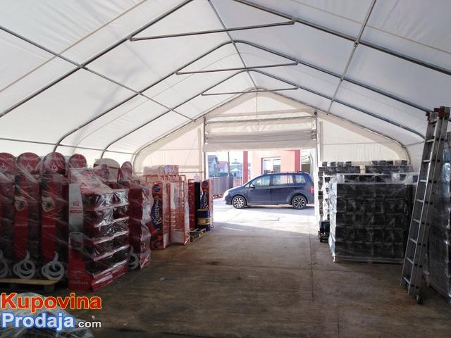 Montažne hale, skladišta, baloni