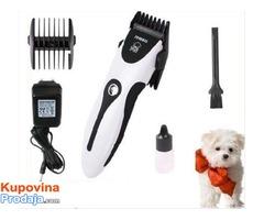 Mašinica za šišanje pasa bežična