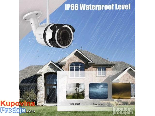 IP wifi spoljna kamera za video nadzor 5Mpix
