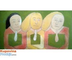 Slika cuvenog Save Sekulica