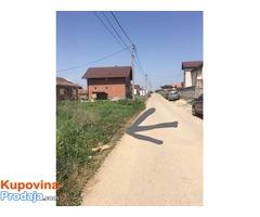 Prodajem plac Beograd( Novi Surcin) 60.000 Eura