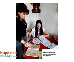 Casovi Engleskog jezika za sve uzraste - Fotografija 1/6