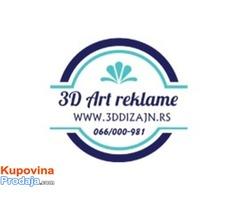 3D Slova Beograd - Fotografija 7/7
