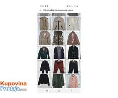 Veleprodaja polovne garderobe