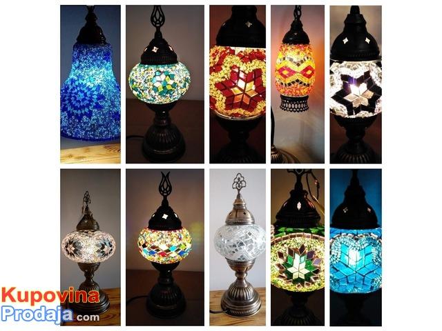 Lusteri i Lampe