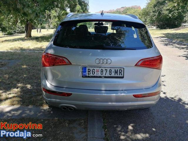 Audi Q5 2.0 exclusive