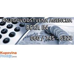 Knjigovodstvena agencija Beta IN