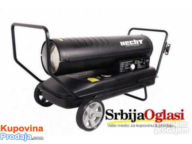 Dizel top HECHT / 51 kW