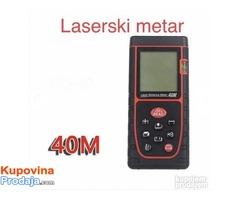 Laser metar do 40 m