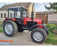 Traktor Belarus 1221 130 ks prodajem 2002 god.