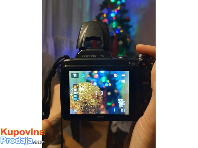 Nikon COOLPIX L120