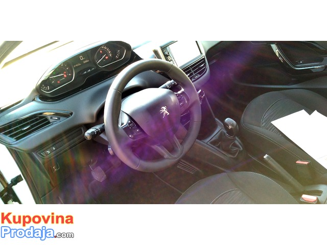 PEUGEOT 208  1.6BlueHDI LED GPS BUSINESS 10.2016.G,