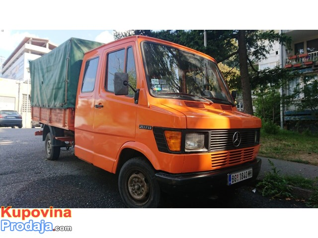 Prodajem kamion MERCEDES 601 D - 1/4