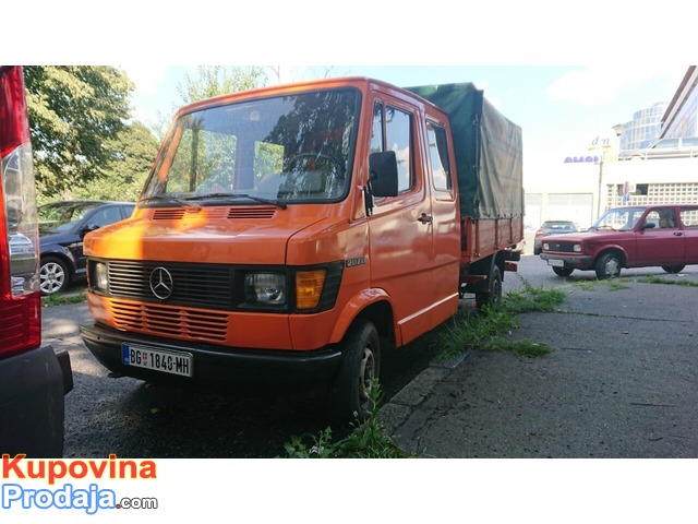 Prodajem kamion MERCEDES 601 D - 2/4