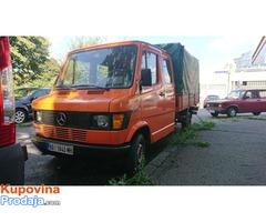 Prodajem kamion MERCEDES 601 D - Fotografija 2/4