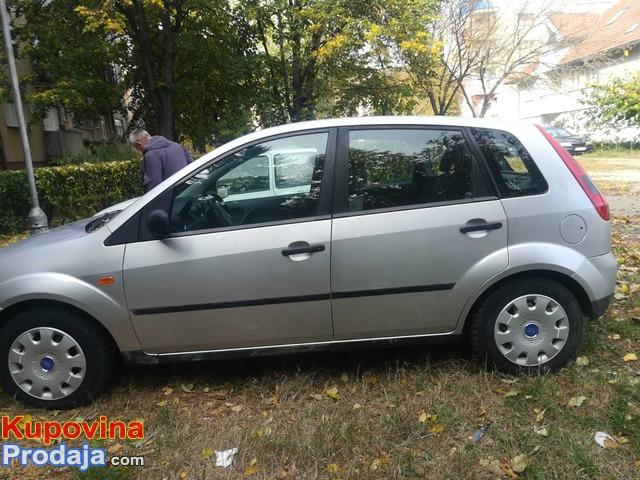 Ford fiesta 1.4 dizel 2003 godiste