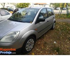 Ford fiesta 1.4 dizel 2003 godiste - Fotografija 10/10