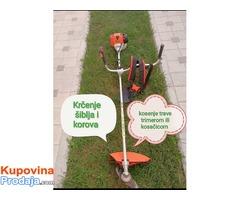 Košenje trave / održavanje zelenih površina