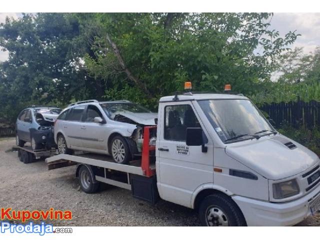 Otkup havarisanih i neispravnih vozila, SLEP SLUZBA 069799777 - 1/9