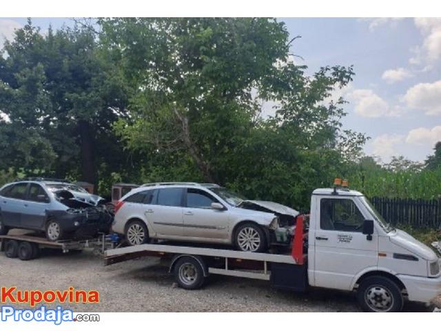 Otkup havarisanih i neispravnih vozila, SLEP SLUZBA 069799777 - 4/9
