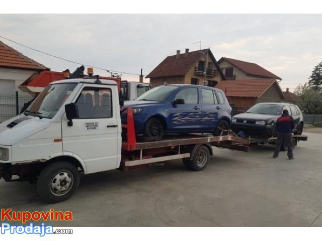 Otkup havarisanih i neispravnih vozila, SLEP SLUZBA 069799777 - 9/9