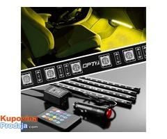 LED trake za auto RGB - Fotografija 4/9