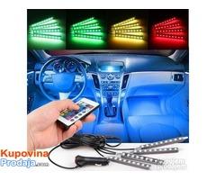 LED trake za auto RGB - Fotografija 5/9
