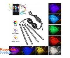LED trake za auto RGB - Fotografija 6/9