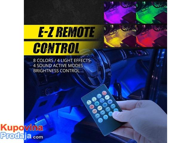 LED trake za auto RGB - 7/9